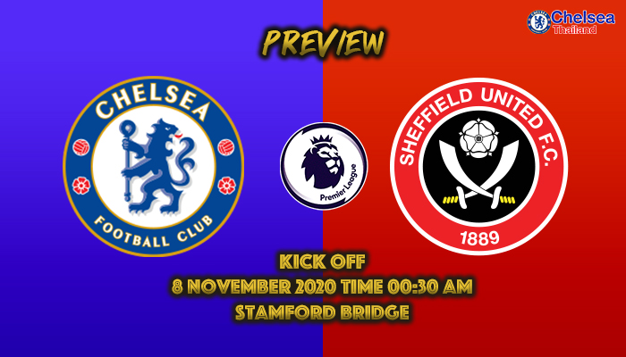 Preview Chelsea VS Sheffield United